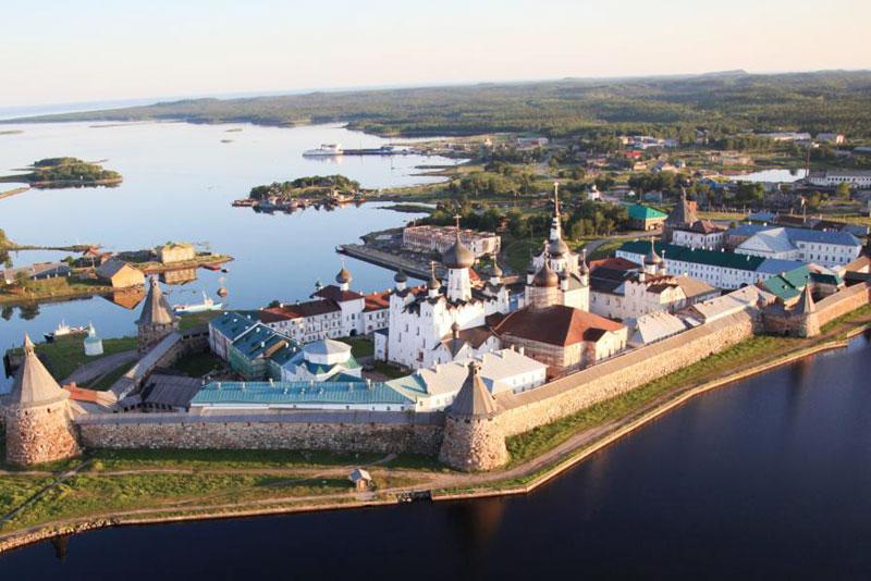 Соловецкий кремль, Россия, Соловецкие острова: фото, описание, адрес